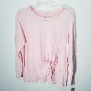 Vanilla Star Long Sleeve Cotton/Modal Top 1X NWT
